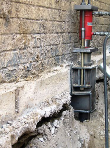 Foundation Repair In Il Ia And Mo Contractors