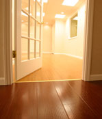 Basement flooring - Macomb and Greater Quincy