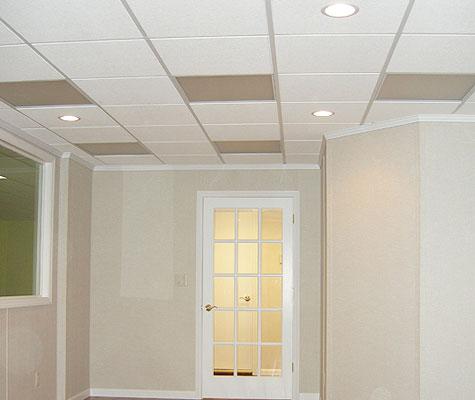 No Sag Dropped Ceilings U0026 Energy Efficient Lighting