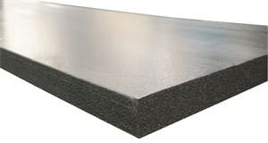 SilverGlo™ crawl space wall insulation available in Colchester