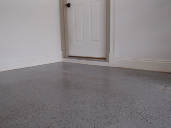 Macomb concrete floor slab repair and leveling
