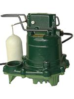 cast-iron zoeller sump pump systems available in Colchester, Illinois, Iowa, and Missouri